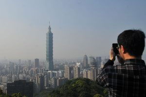 太棒了!海外中國人去臺灣可在線申請簽注