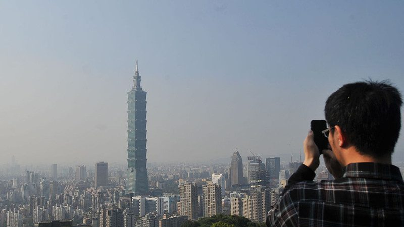 太棒了!海外中国人去台湾可在线申请签注