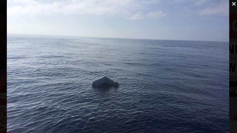 地中海2艘偷渡船半沉 初估逾200難民溺斃