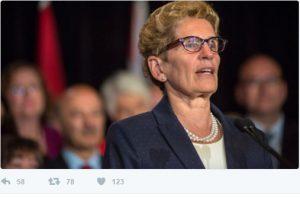 加拿大安省省長韋恩支持率跌至新低12%