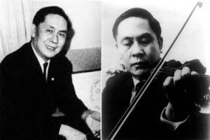 中國最早的小提琴演奏家 馬思聰的逃亡之路