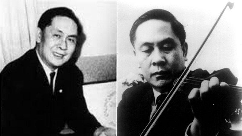 中国最早的小提琴演奏家 马思聪的逃亡之路