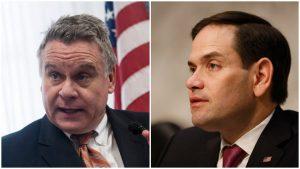 共和黨兩議員要求美國對中國人權問題更強硬