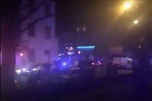 伦敦再传汽车冲撞行人 4人伤势不明