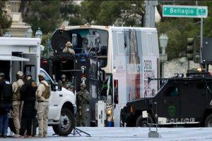 美赌城传枪响1死1伤 歹徒与警对峙4小时后投降