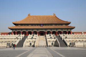 故宫三大殿周围为何没有一棵树? 很有讲究