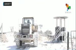 敘利亞聯軍擊退IS 奪回軍用機場