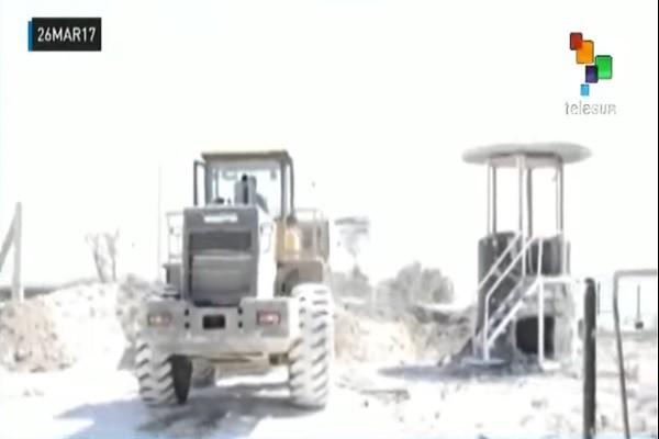 叙利亚联军击退IS 夺回军用机场