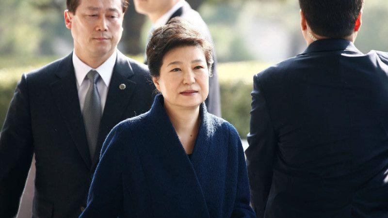 為免淪為階下囚 朴槿惠明天親自出庭受審