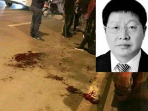 重慶一副縣長爭情人  被情敵一刀刺死