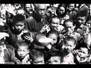 李宇明:大饥荒时期的红色画家