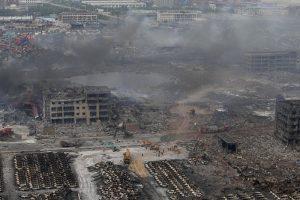 換馬甲?天津大爆炸被處分官員轉任雲南要職