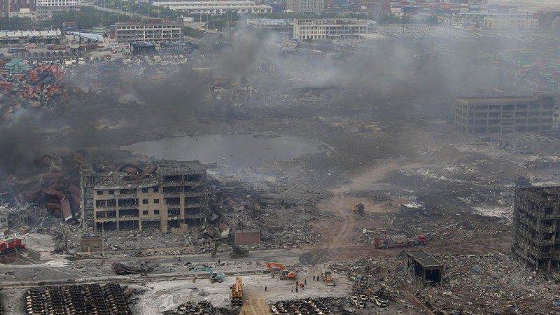 换马甲?天津大爆炸被处分官员转任云南要职