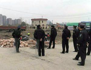 江苏户主起诉强拆 当局趁开庭当天偷拆住房