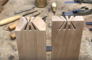 这两块奇异的木头看起来根本无法组合,但数秒后你会惊叹你的判断原来大错特错!(视频)