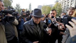 前罗共监狱长被控反人类罪 89岁高龄判囚20年