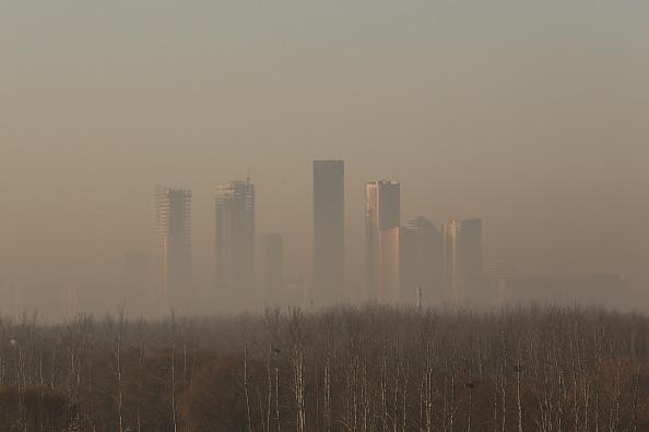 中国阴霾祸及邻国  韩日一年3万人早死