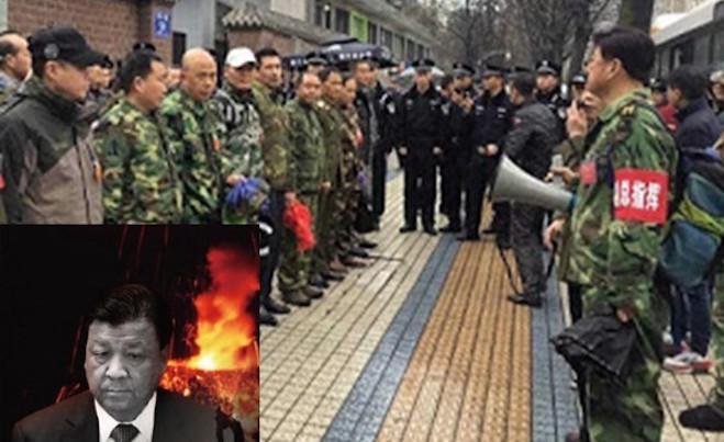分析:刘云山搅局十九大  主使老兵包围中纪委
