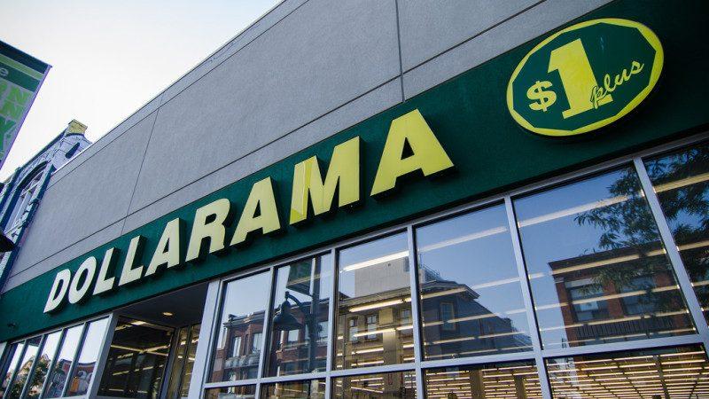 強勢增長 加拿大一元店還要擴張