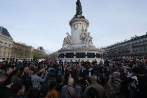 旅法華人遭警擊斃 連4晚抗議活動45人被捕