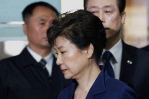 創40戰40勝 「選舉女王」朴槿惠入獄政治生涯告終