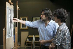 【艺术的复兴】写实艺术工作室引领美的提升(2)
