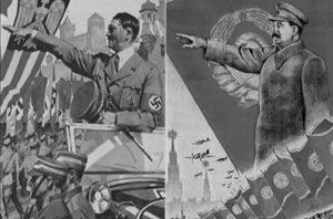 苏共与纳粹有秘密协议 暗定培训特工 驱赶犹太人