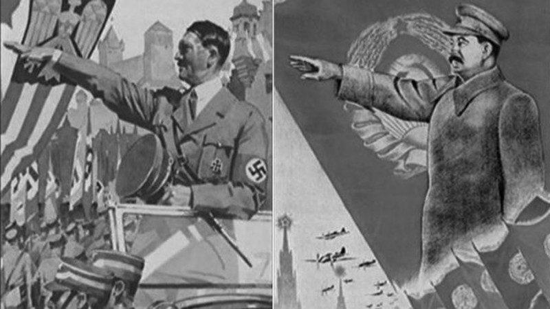 蘇共與納粹有秘密協議 暗定培訓特工 驅趕猶太人