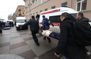 聖彼得堡地鐵爆炸 直撃混亂現場倖存乘客破窗逃命(慎入)