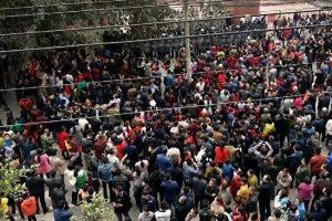 四川泸州中学生惨死 受害亲属被中共警方控制