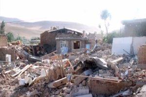 強震不斷 伊朗恐有嚴重死傷 菲八打雁進入災難狀態