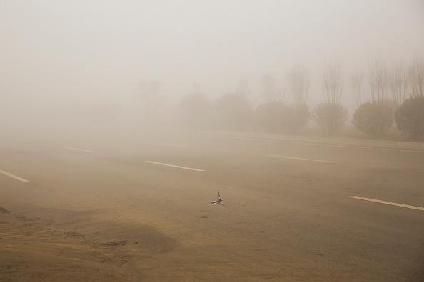 首尔成阴霾污染重灾区 韩民众忍无可忍起诉北京