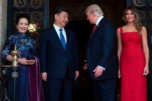 """川普:和习近平很快就""""建立了友谊"""""""