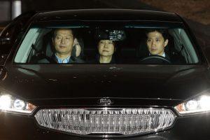 """""""我被她骗了""""朴槿惠亲信门案 疑周末移交法院"""