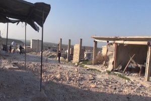 俄軍報復?敘小鎮再遭空襲 18人喪生包括7名婦孺