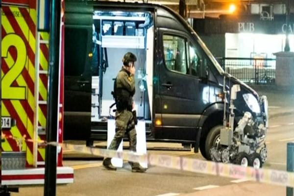 挪威首都发现炸弹装置 逮捕1嫌升高威胁等级