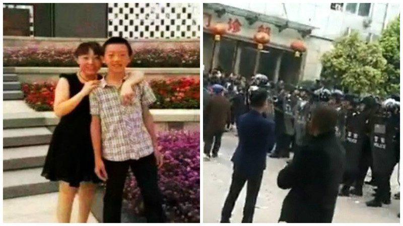 """赵鑫""""堕楼""""案十大疑点发酵   律师愿""""赌命""""调查"""