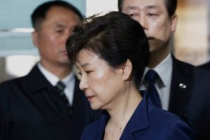 """朴槿惠祸不单行   在拘留所内又""""犯事""""了"""
