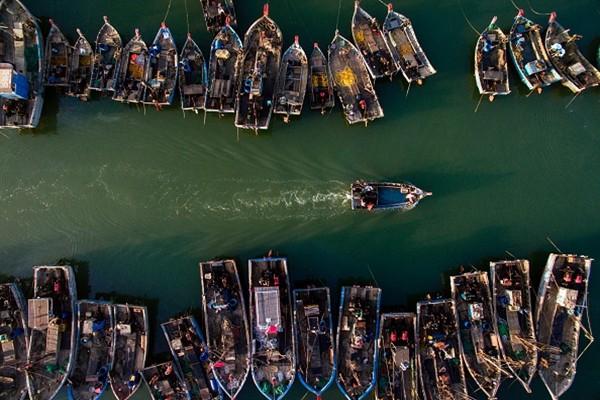 朝鲜半岛真要开战?韩国海域大陆渔船离奇消失