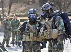 朝鮮若遭攻擊 脫北者:攜化武潛入韓國綁架人質