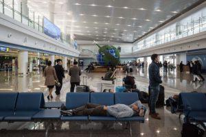 變相人質?外國記者受困平壤機場 朝稱天氣原因遭質疑