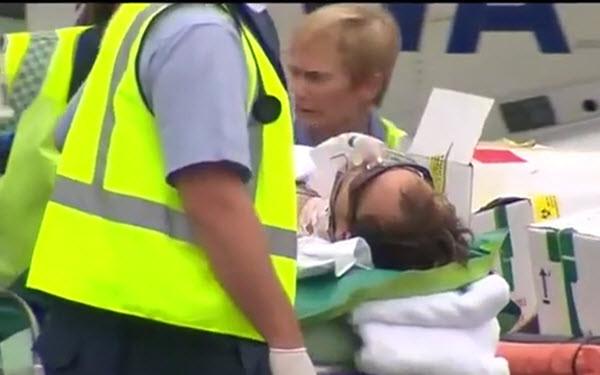 惨遭鲨鱼袭击 澳洲少女伤重命丧黄泉