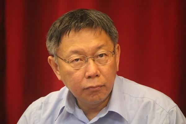 赴立院前瞻公听会 台北市长柯文哲被揍!