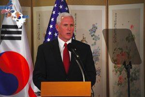 美副總統讚許習近平:中國孤立朝鮮舉措「史無前例」