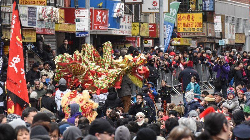華人百年滄桑寫歷史 「紐約四百年」鑄輝煌