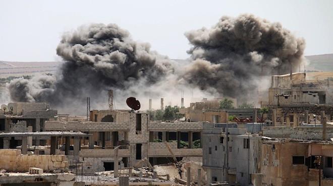 叙政府化学武器袭平民 美再施271制裁