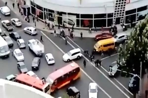 智利规模6.9强震 目击者:地震短摇晃厉害(视频)