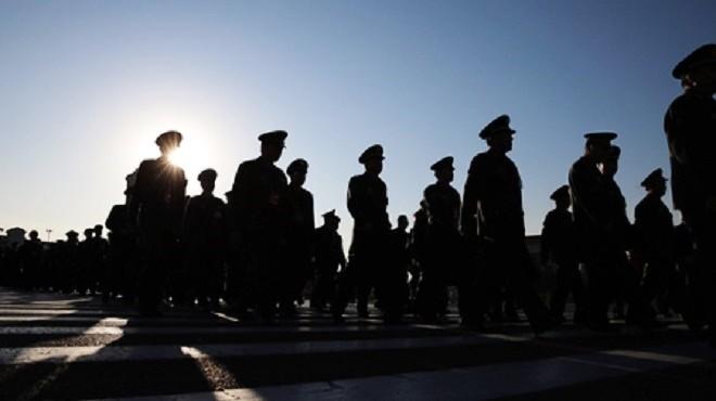 大陸軍改「削番號平山頭」  裁減5個集團軍20萬人