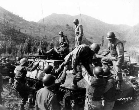 林辉:美军档案中无名的上甘岭战役真相