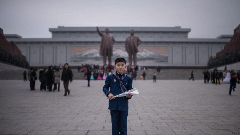 朝鲜扬言:500万核弹就绪 将派儿童做人肉炸弹